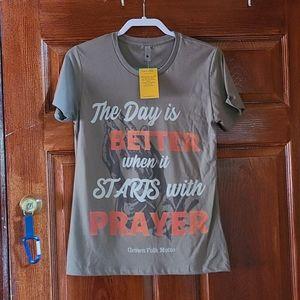 Women's inspiration short sleeve t-shirt